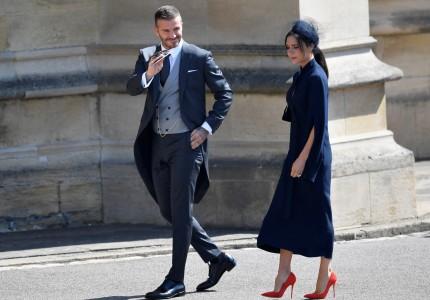 Βγαλμένος από... παραμύθι ο γάμος του πρίγκιπα Χάρι με την Meghan Markle (photos)