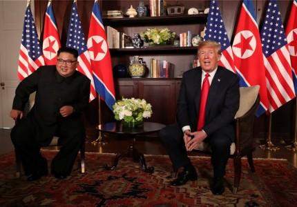 Τραμπ: Ήταν μια φανταστική συνάντηση