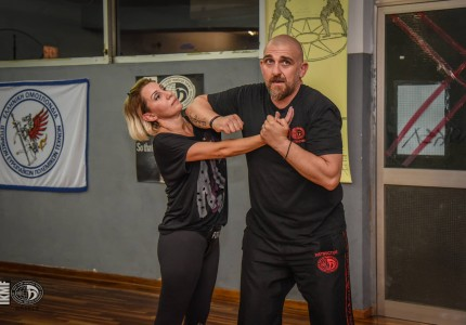 P. Galanis: Krav Maga training can save your life