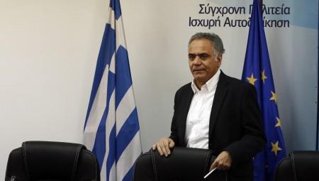 Σκουρλέτης: Ευχής έργον να υπάρξουν 180 βουλευτές για το Σκοπιανό
