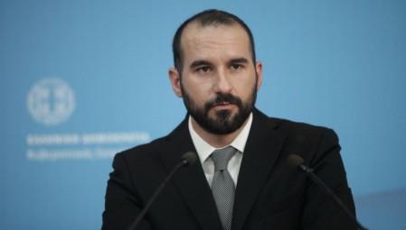 Τζανακόπουλος: Δεν έχουμε συμφωνήσει για το όνομα στο Σκοπιανό