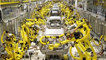 Θα «σαρώνουν» τα βιομηχανικά ρομπότ το 2020!