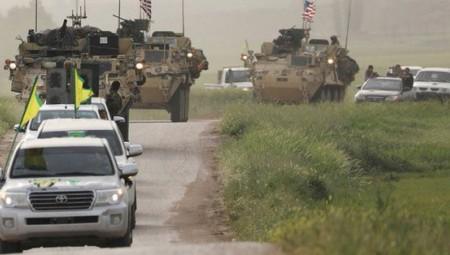 Οι Κούρδοι αντάρτες αποσύρονται από την Μανμπίτζ της Συρίας