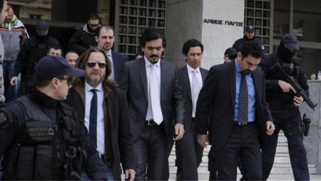 Αφέθηκαν ελεύθεροι και οι 8 Τούρκοι στρατιωτικοί
