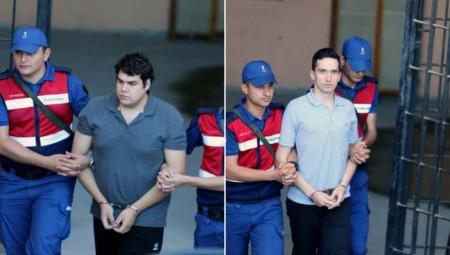 Άμεση αποστολή Ευρωπαίων παρατηρητών για τους Έλληνες στρατιωτικούς