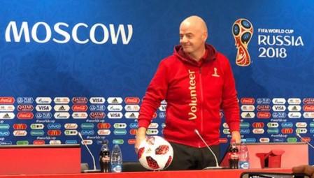 «Το καλύτερο Μουντιάλ στην Ιστορία» λέει η FIFA για τη Ρωσία