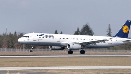 Νέο δρομολόγιο Θεσσαλονίκη - Φρανκφούρτη από τη Lufthansa