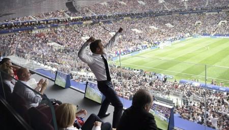 Το Μουντιάλ στη Γαλλία, 4-2 την Κροατία