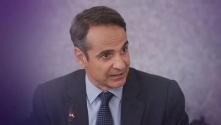 Ο Μητσοτάκης για την ένταση στις σχέσεις Ελλάδας - Ρωσίας