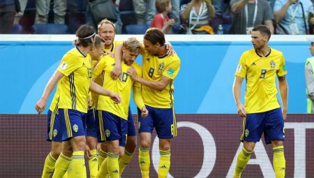 Μουντιάλ 2018: Στα προημιτελικά η Σουηδία, 1-0 την Ελβετία