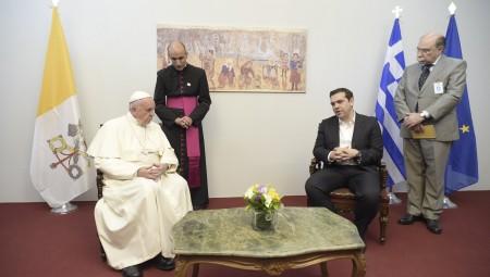 Συλλυπητήρια και από τον Πάπα Φραγκίσκο για τις πυρκαγιές
