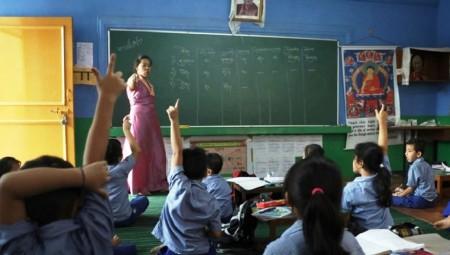 «Μάθημα Ευτυχίας» στα σχολεία του Νέου Δελχί