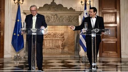 Το μήνυμα Γιούνκερ για την απελευθέρωση των δύο Ελλήνων στρατιωτικών