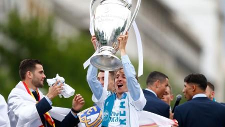 Ο Μόντριτς MVP της UEFA
