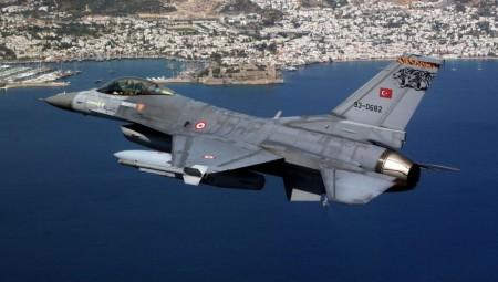 Νέα ελληνοτουρκική εικονική αερομαχία στο Αιγαίο
