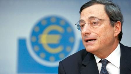 Ντράγκι: Βασική πρόκληση για τις τράπεζες η μείωση των NPEs