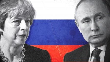Νέες κυρώσεις της Βρετανίας κατά της Ρωσίας για την υπόθεση Σκριπάλ