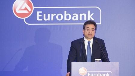 Καραβίας: Η Eurobank θα ξεπεράσει το στόχο των κόκκινων δανείων - Τα επόμενα βήματα