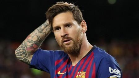 Ο Μέσι εκτός της λίστας για τη «Χρυσή Μπάλα» της FIFA