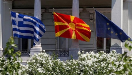 Δημοψήφισμα ΠΓΔΜ: ΗΠΑ και ΝΑΤΟ καταγγέλλουν εμπλοκή Μόσχας - Ζάεφ: «Η Ρωσία είναι φίλη»