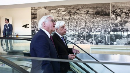Επίσκεψη του Γερμανού προέδρου στην Ελλάδα στις 11-12 Οκτωβρίου