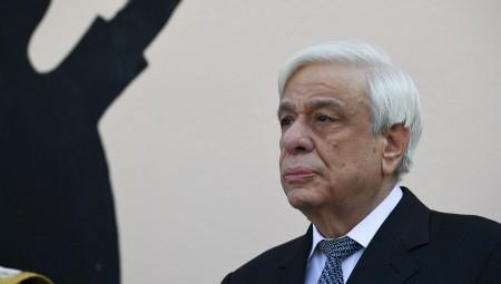 Προειδοποιήσεις Παυλόπουλου σε ΠΓΔΜ και Τουρκία