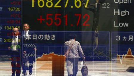 Ασιατικές Αγορές: Μόνο ο Nikkei στο «κόκκινο»