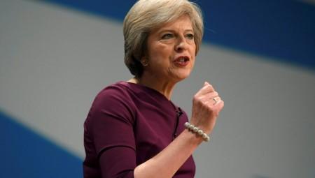 Τερέζα Μέι: Θα γίνουμε ανεξάρτητο κράτος μετά το Brexit