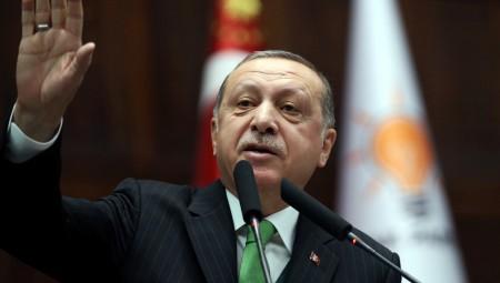 Νέο προκλητικό «παραλήρημα» Ερντογάν για την ΑΟΖ