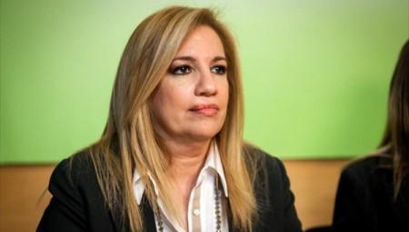 Οργή Γεννηματά για Τσίπρα και Μητσοτάκη από τη Βουλή