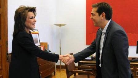 Η Γιάννα Αγγελοπούλου διαψεύδει τα περί υποψηφιότητας με το ΣΥΡΙΖΑ