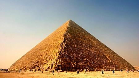 Πυραμίδα του Χέοπα: «Φως» στο μυστήριο της κατασκευής της