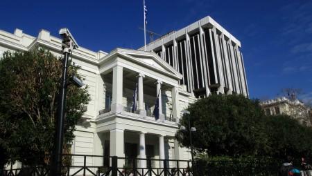 ΥΠΕΞ: Η Ελλάδα δεν πρόκειται να αποδεχτεί τα τετελεσμένα στην Κύπρο