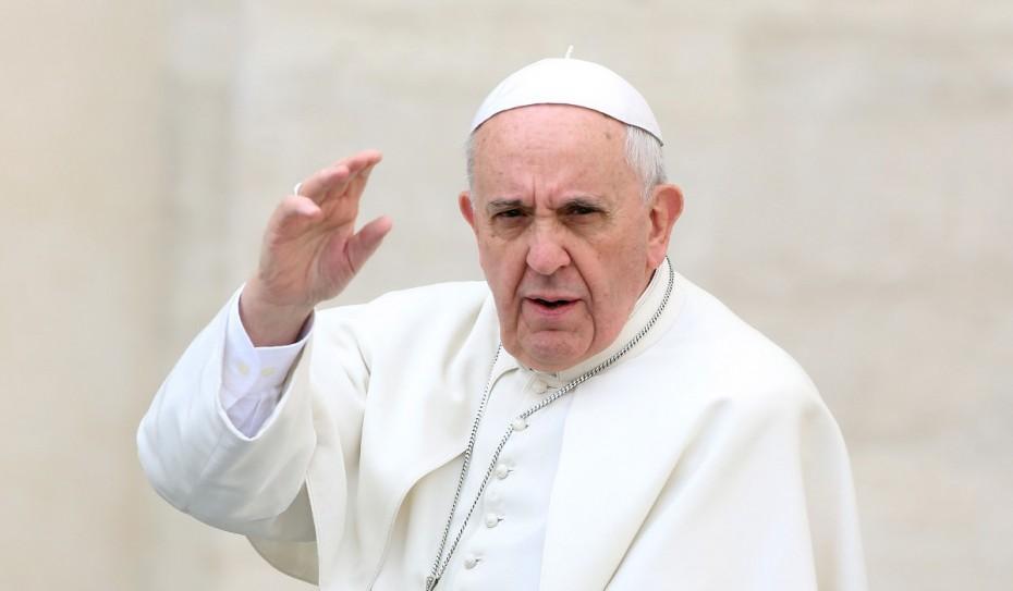 <> on March 19, 2014 in Vatican City, Vatican.
