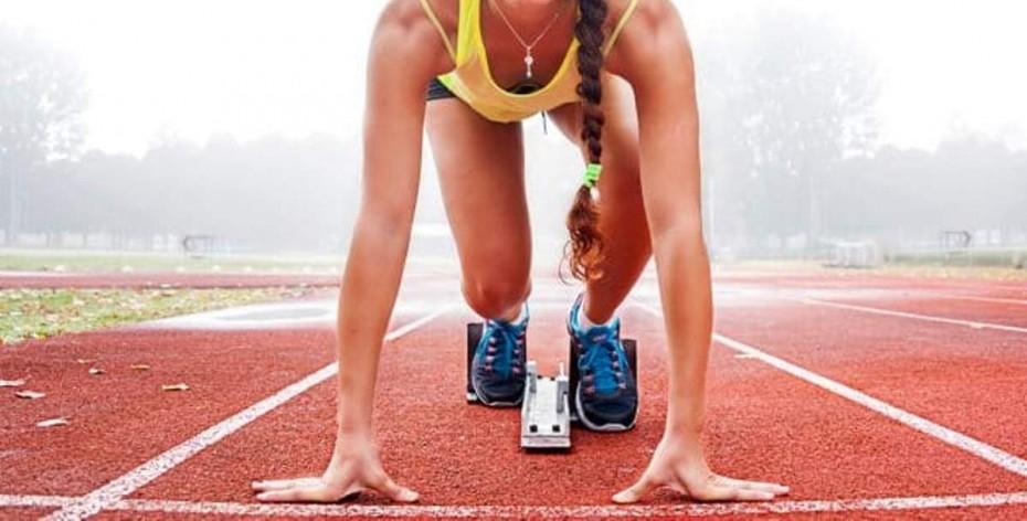 Αποτέλεσμα εικόνας για αθλήτρια του στίβου