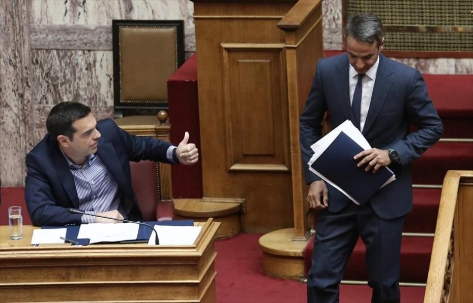 mitsotakis-tsipras-vouli-nd-anomia