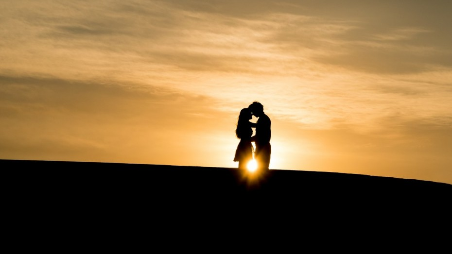 cute-love-wallpapers-sunset-silhouette
