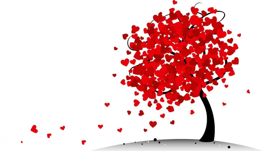 love-tree-leaves