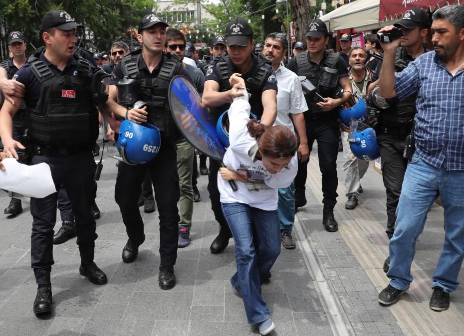 TURKEY-POLITICS-JUSTICE-PROTEST