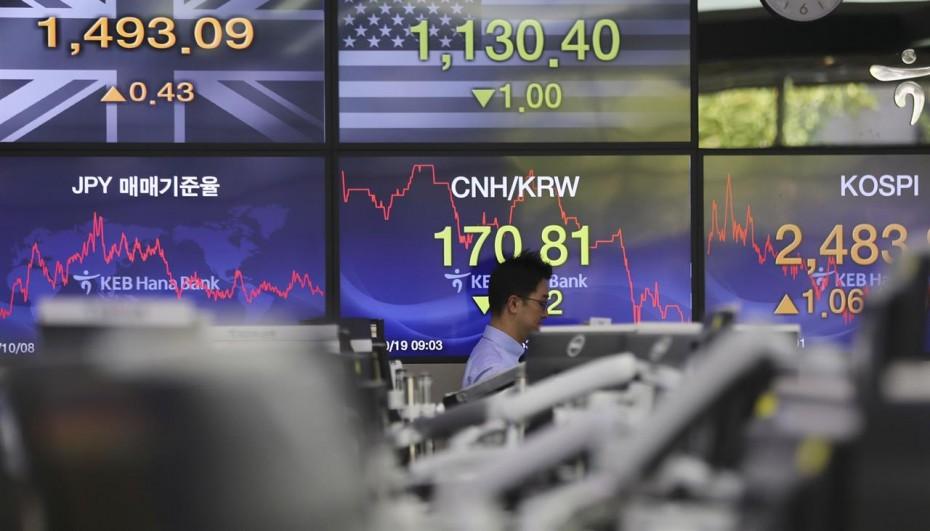 Νευρικότητα στις ασιατικές αγορές λόγω Ιαπωνίας και Β. Κορέας