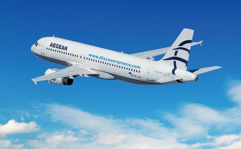 Ακυρώσεις και τροποποιήσεις πτήσεων σε Aegean και Olympic Air