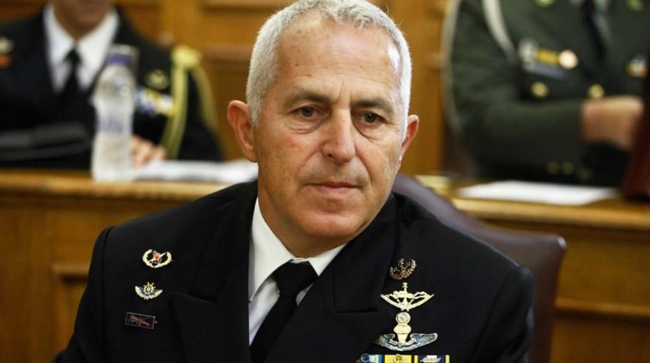 Την απελευθέρωση των Ελλήνων αξιωματικών ζήτησε ο αρχηγός ΓΕΕΘΑ