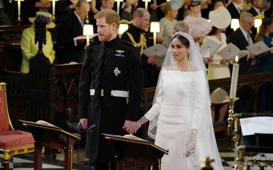 Πόσο κόστισε ο γάμος του Χάρι και της Μέγκαν