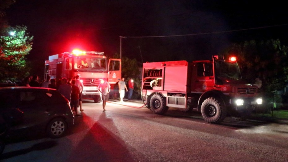 Έδεσσα: Νεκρή εντοπίστηκε 77χρονη κατά τη διάρκεια κατάσβεσης πυρκαγιάς σε διαμέρισμα