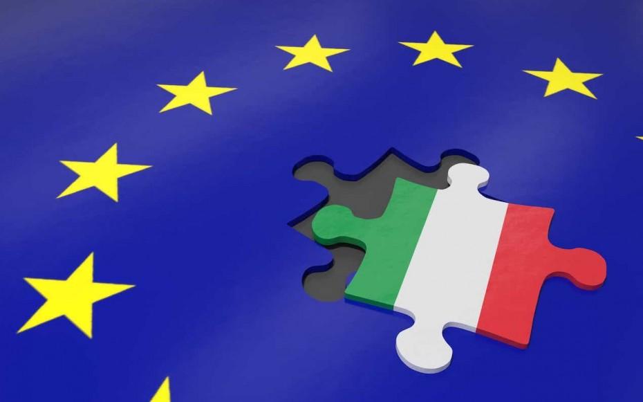 «Δαγκωτό» ευρώ ψηφίζουν οι Ιταλοί