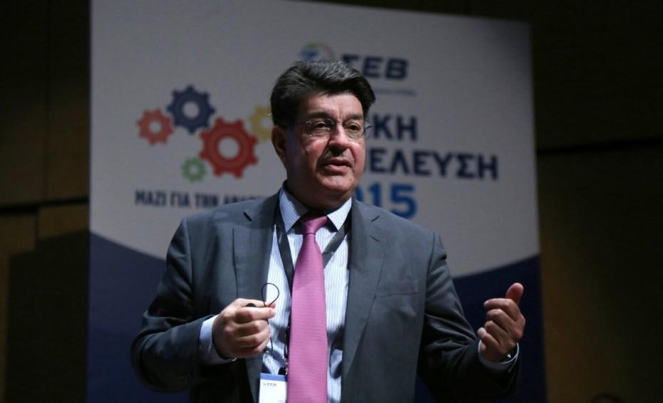 Επανεξελέγη πρόεδρος του ΣΕΒ ο Θ. Φέσσας