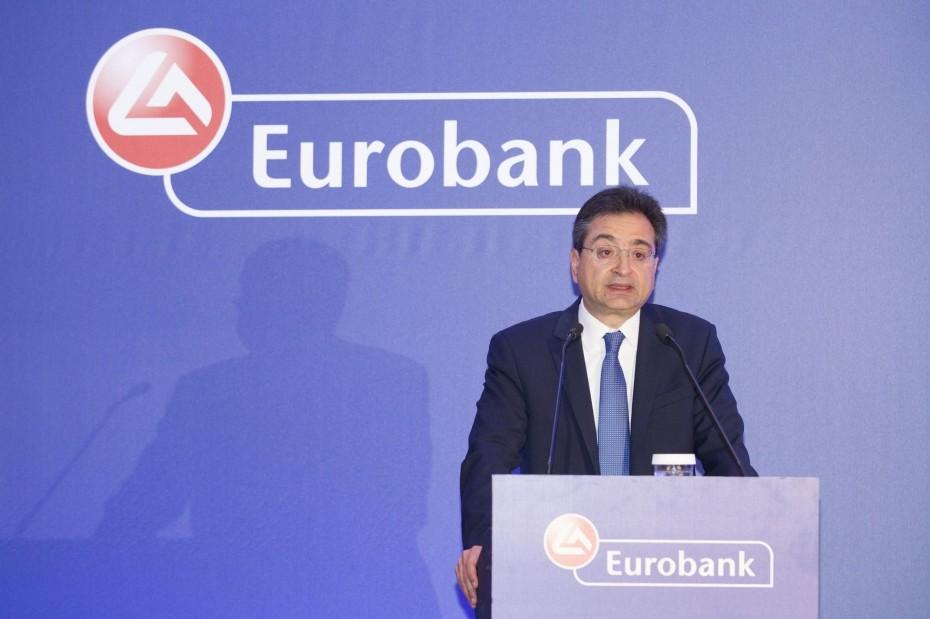 Καραβίας (Eurobank): Σχεδιάζουμε την έκδοση ομολόγου έως 500 εκατ.