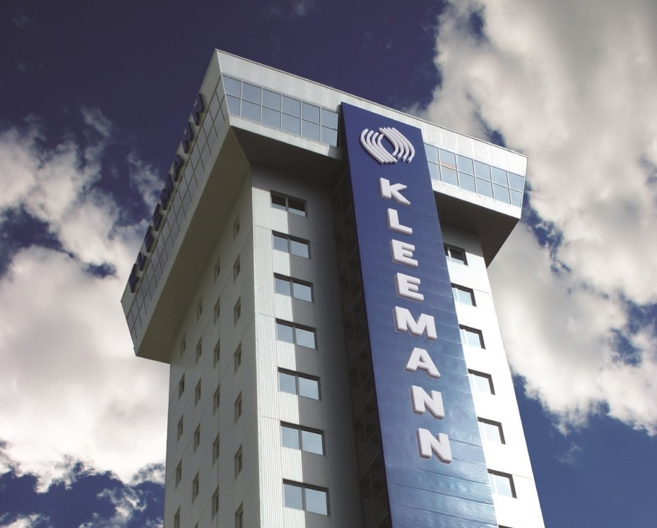 Επένδυση 15 εκατ. στην Κίνα από την Kleemann