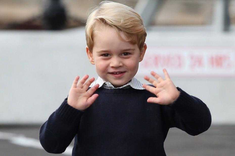 Στο «στόχαστρο» τζιχαντιστή ο 4χρονος πρίγκιπας Τζορτζ