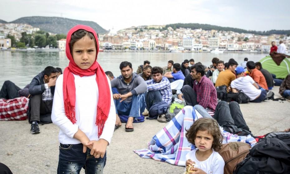 Στους 2.500 οι ασυνόδευτοι ανήλικοι πρόσφυγες στην Ελλάδα